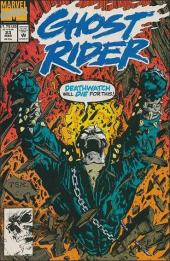 Ghost Rider (1990) -23- Death drive