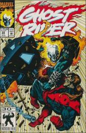 Ghost Rider (1990) -24- Death duel