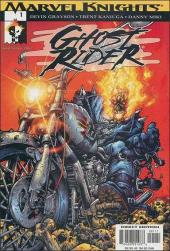Ghost Rider: The Hammer Lane (2001) -1- The Hammer lane part 1 : One Bad Dad