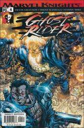 Ghost Rider: The Hammer Lane (2001) -4- The hammer lane part 4 : being the bumper