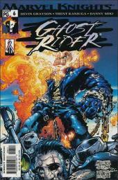 Ghost Rider: The Hammer Lane (2001) -6- The hammer lane part 6 : spirits of forgiveness