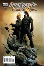 Ghost Riders: Heaven's on Fire (Marvel - 2009) -1- Heaven's on fire part 1 : save the antichrist, save the world