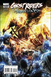 Ghost Riders: Heaven's on Fire (Marvel - 2009) -2- Heaven's on fire part 2 : are you there, devil ? it's me, danny