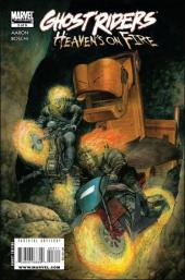 Ghost Riders: Heaven's on Fire (Marvel - 2009) -3- Heaven's on fire part 3 : the brothers ghost rider