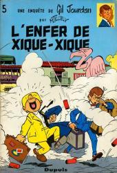 Gil Jourdan -5- L'enfer de Xique-Xique
