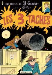 Gil Jourdan -8c- Les 3 taches