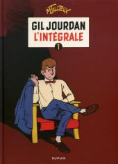 Gil Jourdan (Intégrale) -1- L'intégrale 1