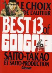 Golgo13 -2- Best 13 of Golgo13 - Le choix de l'auteur