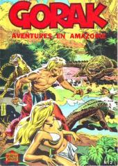 Gorak -2- Aventures en amazonie