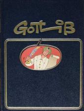 Gotlib (Rombaldi) -8- Dans la joie jusqu'au cou, Travaux divers, Clopinettes, Inédits en collaboration