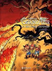Graindazur -2- La seconde défense
