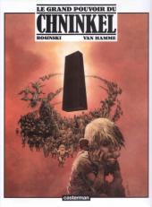 Le grand pouvoir du Chninkel - Tome 0b