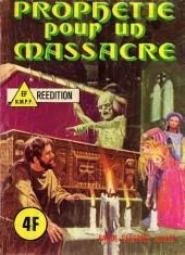 Les grands classiques de l'épouvante -2- Prophétie pour un massacre