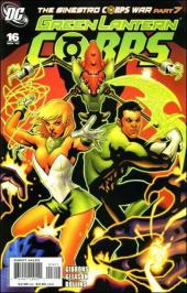 Green Lantern Corps (2006) -16- Sinestro Corps - The Battle of Ranx