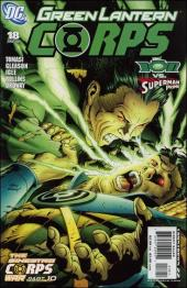 Green Lantern Corps (2006) -18- Sinestro Corps - Hammer to Fall