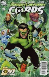 Green Lantern Corps (2006) -19- Sinestro Corps - Epilogue: Liberty's Light