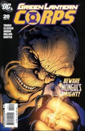 Green Lantern Corps (2006) -20- Ring Quest, part one