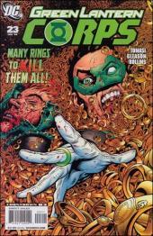 Green Lantern Corps (2006)
