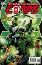 Green Lantern Corps (2006) -25- Ring Quest, part four