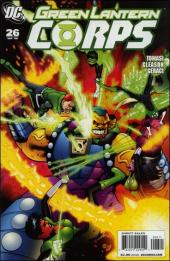 Green Lantern Corps (2006) -26- Ring Quest, part five: Conclusion