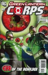 Green Lantern Corps (2006) -27- Eye of the Beholder, part one