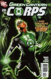 Green Lantern Corps (2006) -28- Eye of the Beholder, part two