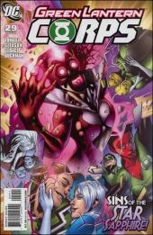 Green Lantern Corps (2006) -29- Sins of the Star Sapphire, part one : Love on the Air