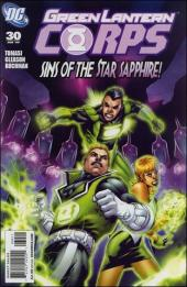 Green Lantern Corps (2006) -30- Sins of the Star Sapphire, part two: Empty Handed Heart