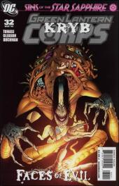 Green Lantern Corps (2006) -32- Sins of the Star Sapphire, part four: Hearts and Minds