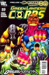 Green Lantern Corps (2006) -33- Emerald Eclipse, part one