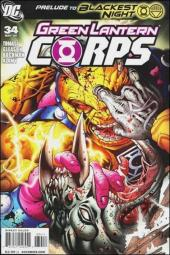 Green Lantern Corps (2006) -34- Emerald Eclipse, part two