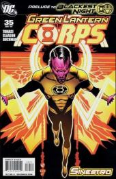 Green Lantern Corps (2006) -35- Emerald Eclipse, part three