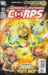 Green Lantern Corps (2006) -37- Emerald Eclipse, part five