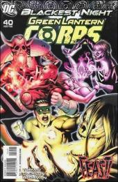Green Lantern Corps (2006) -40- Heart of darkness