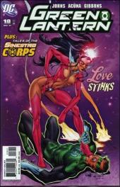 Green Lantern (2005) -18- Mystery of the star sapphire, part 1