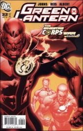 Green Lantern (2005) -22- Sinestro corps, chapter two: running scared