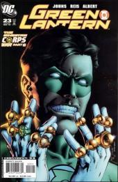 Green Lantern (2005) -23- Sinestro corps: broken laws