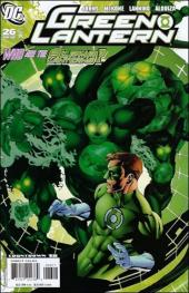 Green Lantern (2005) -26- Sinestro corps epilogue: the alpha lanterns, part 1