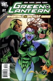 Green Lantern (2005) -27- Sinestro corps epilogue: the alpha lanterns, part 2