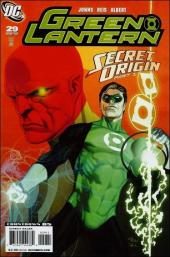 Green Lantern (2005) -29- Secret origin part 1