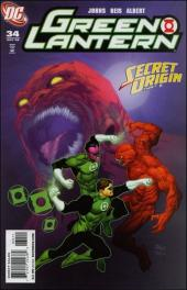 Green Lantern (2005) -34- Secret origin part 6
