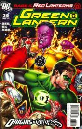 Green Lantern (2005) -38- Rage of the Red Lanterns, part four