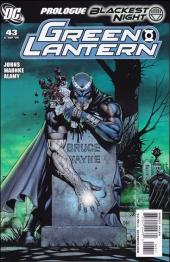 Green Lantern (2005) -43- Blackest night, tale of the black lantern