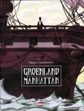 Couverture de Groenland Manhattan