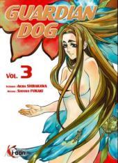 Guardian dog -3- Tome 03