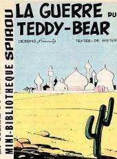 La guerre du Teddy-Bear -1MR1350- La Guerre du Teddy-Bear