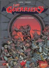 Les guerriers -1- La forteresse de Cormandel