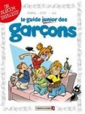 Les guides Junior -1- Le guide junior des garçons