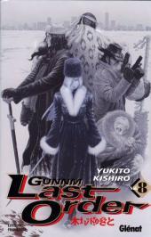 Gunnm - Last Order -8- Tome 8