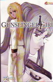 Gunslinger Girl -7- Tome 7